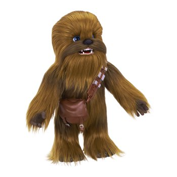 Star Wars Ultimate Co-pilot Chewie Interactive Plush Toy by Hasbro
