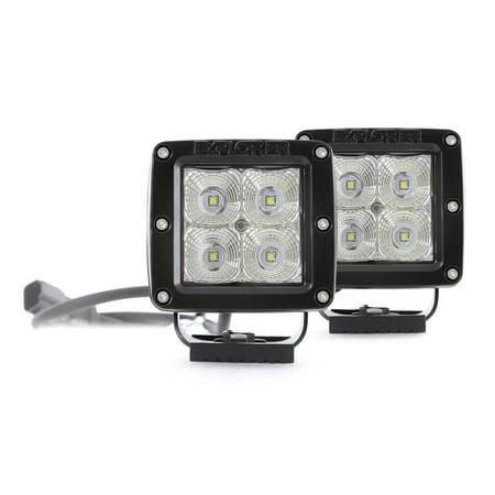Pro Comp Suspension 76406P S4 Gen2 Flood Light