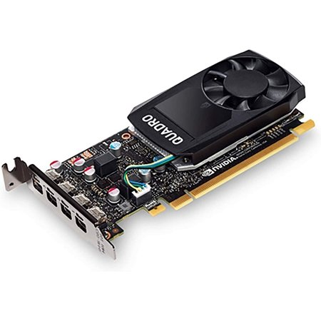 HP Quadro P620 Graphic Card - 2 GB GDDR5 - Single Slot Space Required ()