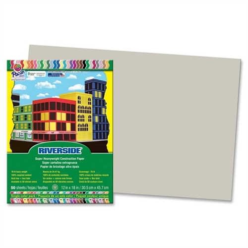 Pacon Acid Free All-Purpose Construction Paper 103632
