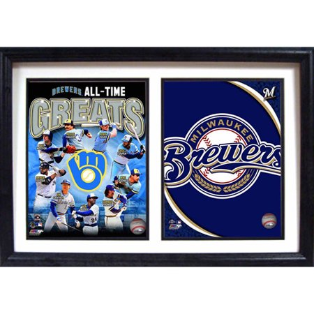 MLB Milwaukee Brewers Greats 12