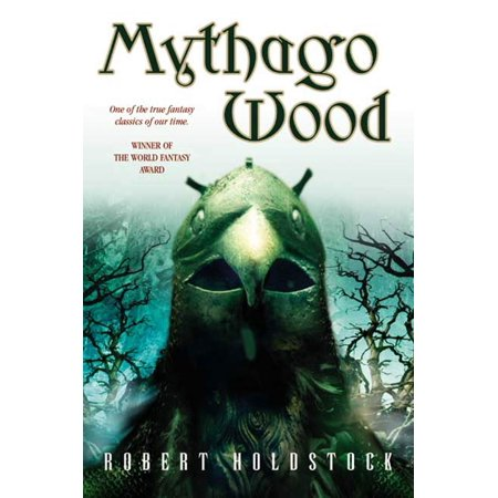 Mythago Wood Robert Woods Artist