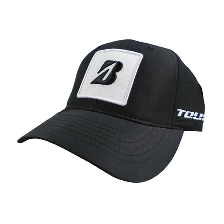 NEW Bridgestone Golf Kuchar Collection Black White Adjustable Hat Cap -  Walmart.com a4c779affed