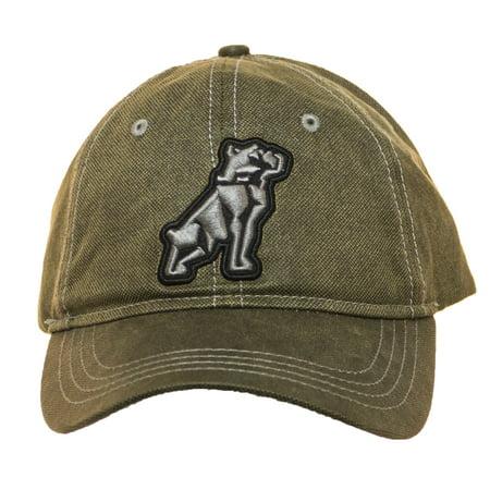 Mack Trucks - Waxed Dot Adjustable Hat - Mack Truck Hats