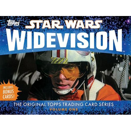 Star Wars Widevision : The Original Topps Trading Card Series, Volume One (Star Citizen Trades)
