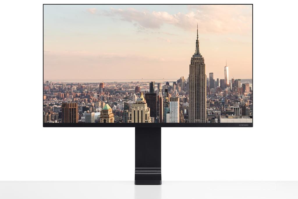 "SAMSUNG 27"" Class Flat Space widescreen WQHD Panel(2560 x 1440) Monitor LS27R750QENX/ZA"