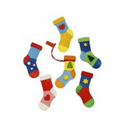 GRAU 4328 Graupner Ornament - Christmas Socks