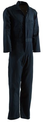 Berne Standard Unlined Coverall Size L Tall (Navy) by Berne