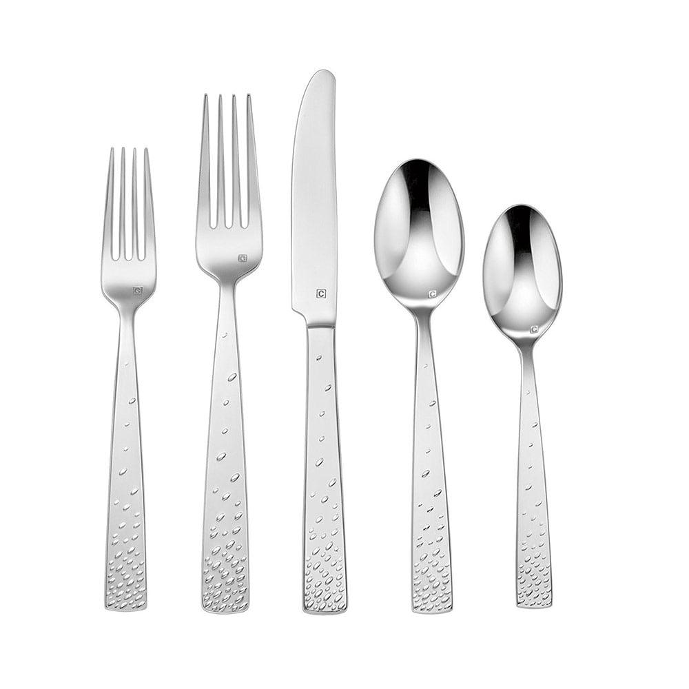 Cuisinart CFE-01-JO20 20-Piece Flatware Utensil Set Juoy