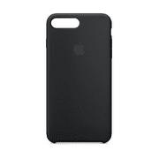 Apple Silicone Case for iPhone 8 Plus & iPhone 7 Plus - Black
