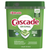 Cascade ActionPacs, Dishwasher Detergent, Fresh Scent, 85 count