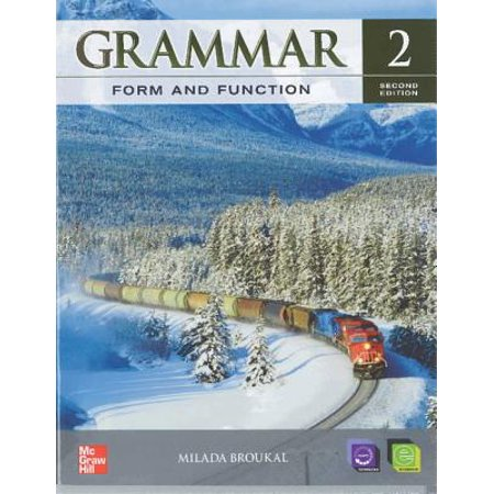 Grammar Form and Function Level 2 Student Book with E-Workbook (Other)