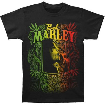 Bob Marley Men's  Kaya Now T-shirt Black