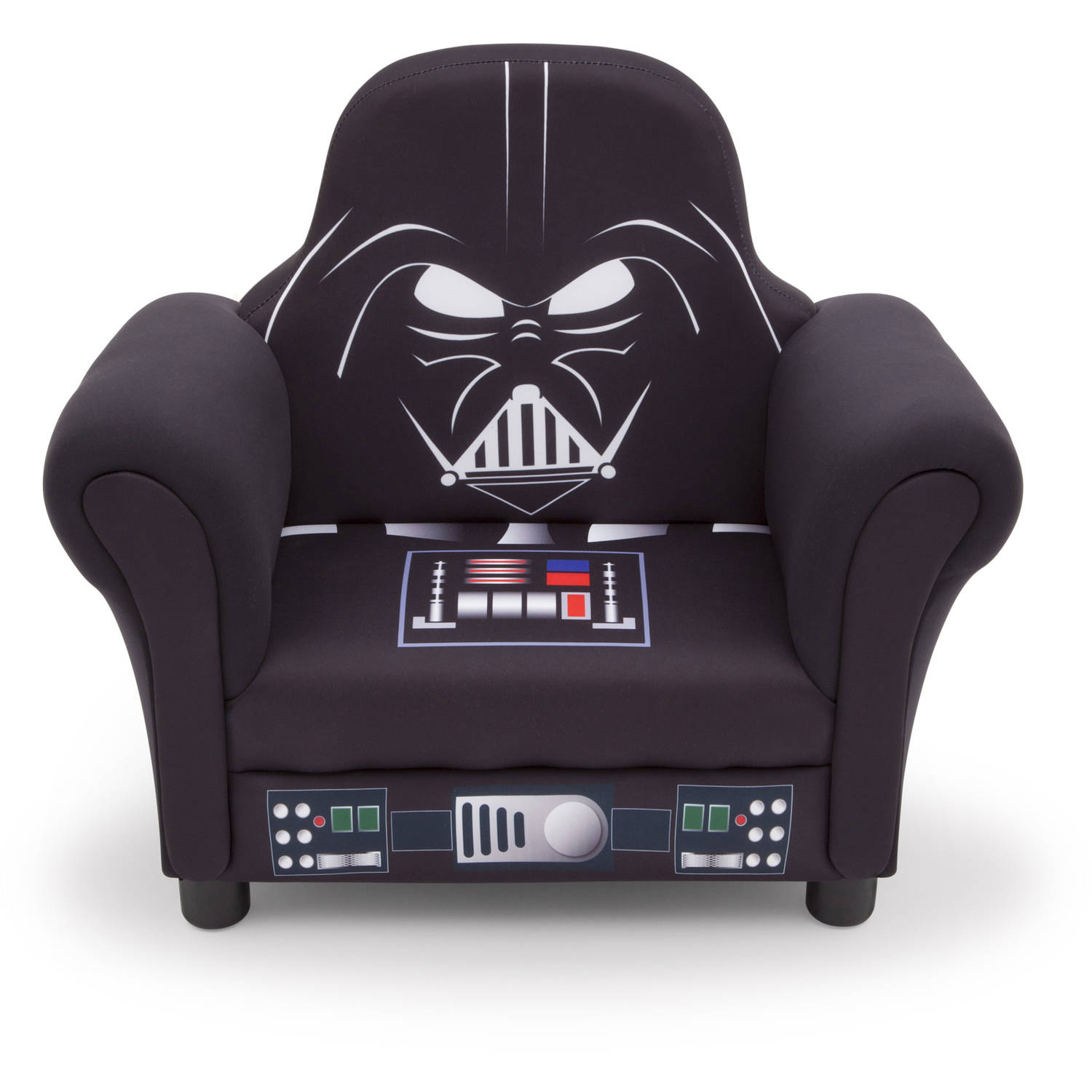 Delta Children Star Wars Deluxe Upholstered Chair Darth Vader