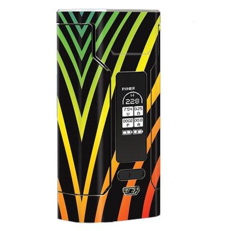 Skin Decal Vinyl Wrap For Wismec Predator 228 Vape Mod