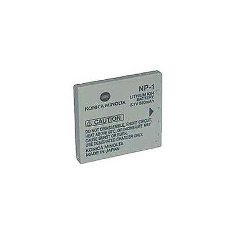 Konica Minolta NP-1 Rechargeable Lithium-Ion Battery for DiMAGE X1