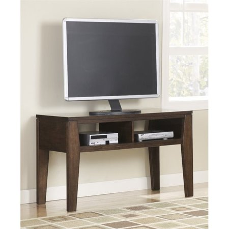 Ashley Deagan 48″ TV Stand in Dark Brown