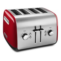 KitchenAid 4-Slice Toaster with Manual High-Lift Lever, Empire Red (KMT4115ER)