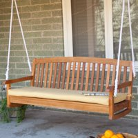 Porch Swing Cushions Walmart Com