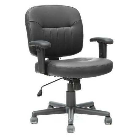 Width Adjustable Seat (Task Chair, Adjustable, with ArmsSeat Height 16 to 21 In., Seat Width 18-1/2)