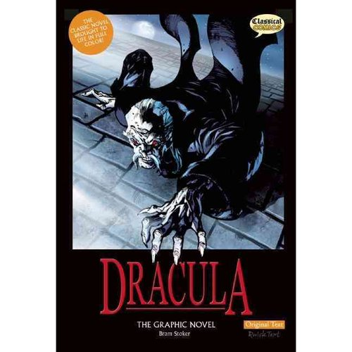 Dracula, the Graphic Novel: Original Text