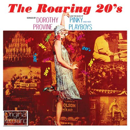 Roaring Twenties: Songs from TV Series Soundtrack (CD) for $<!---->