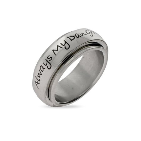 Always My Daughter Now Too My Friend Ring (Best Friend Rings For Sale)