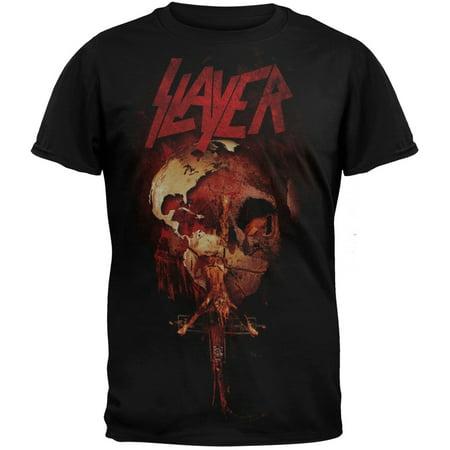Slayer - Globe T-Shirt