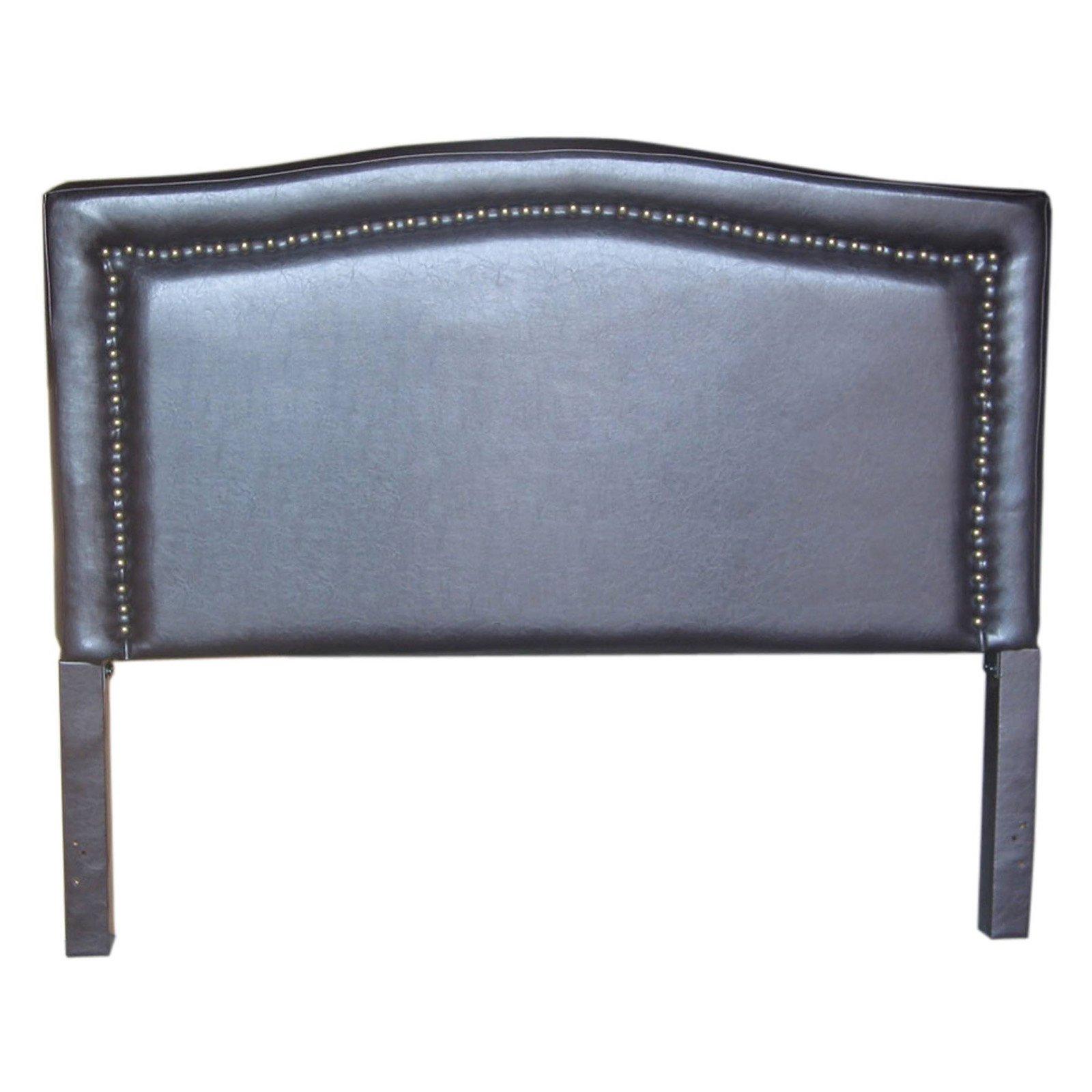 4D Concepts Virginia Upholstered Queen Headboard