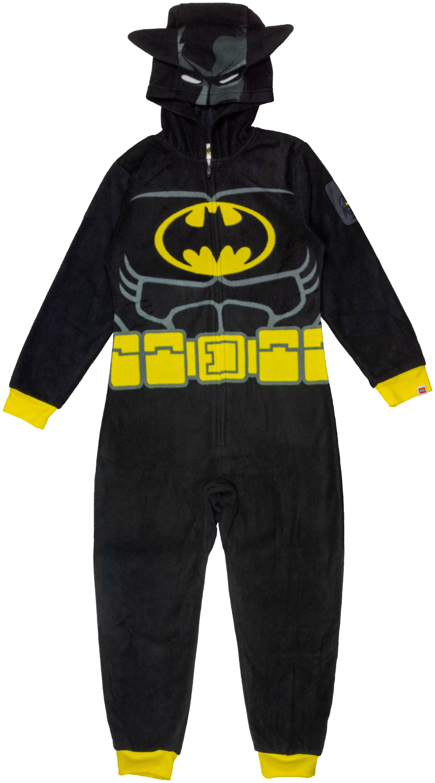 Lego Batman Pajama Union Suit (Little Boys & Big Boys) by Lego Batman