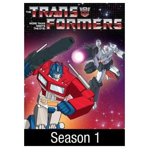 Transformers: Season 1 (1984)