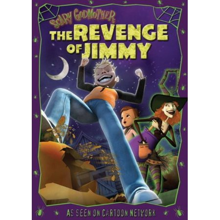 Scary Godmother: Revenge of Jimmy (DVD)