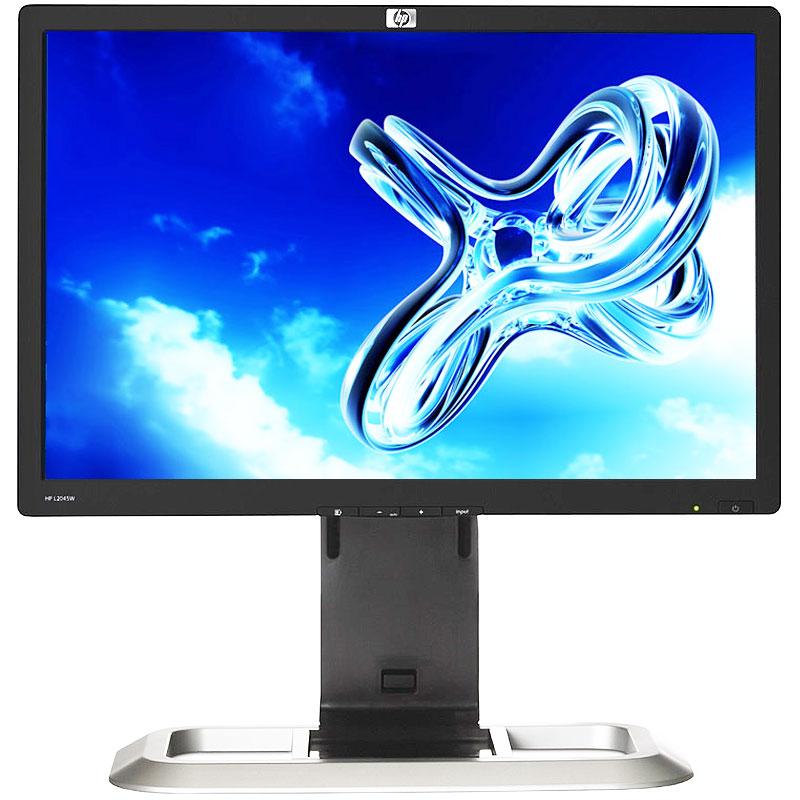 "Refurbished HP L2045W 1680 x 1050 Resolution 20"" WideScreen LCD Flat Panel Computer Monitor Display"
