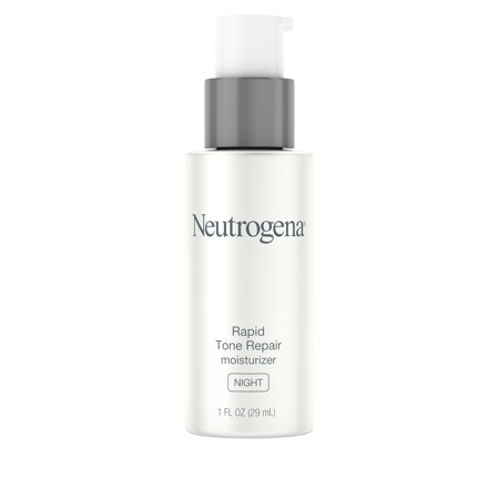 Neutrogena Rapid Tone Repair Night Moisturizer With Retinol, 1 Fl. Oz.