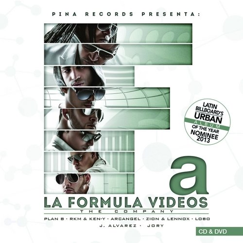 Pina Records: La Formula (Deluxe Edition) (CD/DVD)