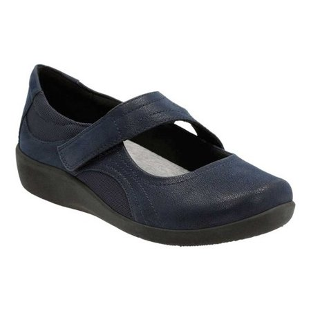 Women's Clarks Sillian Bella Mary Jane Camper Mary Jane Shoes