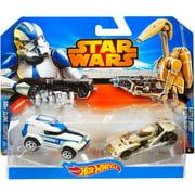 Cars - Disney Hw Sw Character 2pk Asrt