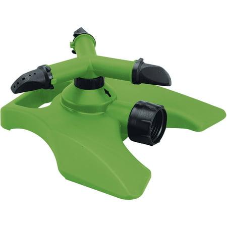 3 Arm Whirling Sprinkler (Expert Gardener 3-Arm Revolving)