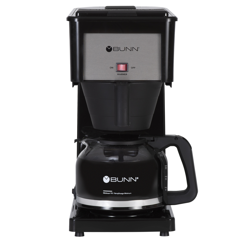 BUNN Speed Brew Classic Black Coffee Maker, Model GRB