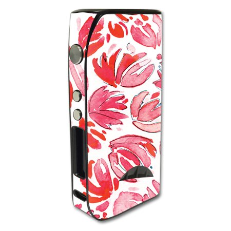 Skin Decal Wrap for Pioneer4You iPV5 200W TC mod vape Red