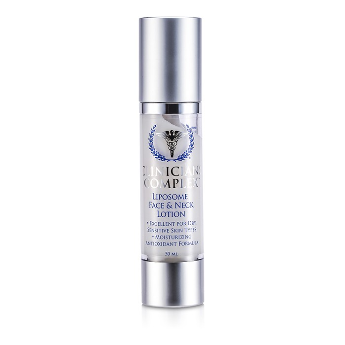 Clinicians Complex - Liposome Face & Neck Lotion -50ml/1.7oz