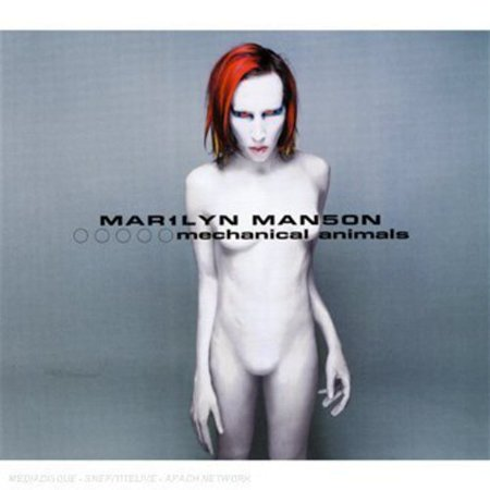 Marilyn Manson Halloween Mp3 (Mechanical Animals (CD))