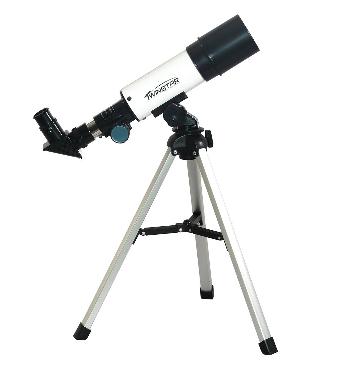 Twinstar 50mm Compact Refractor Telescope
