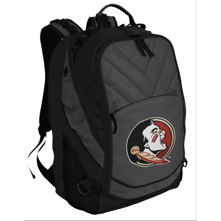 74a3d91ea077 Florida State University Backpack Our Best OFFICIAL FSU Laptop Backpack Bag  - Walmart.com