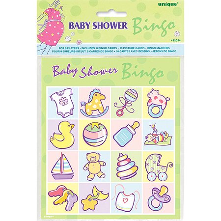 Unique 22054 baby on the way party favors baby shower for Baby shower decoration packs