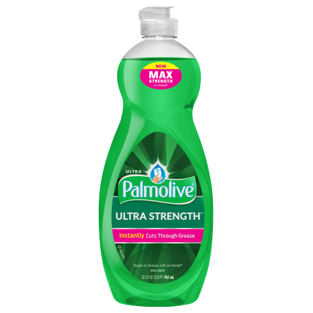 Palmolive Ultra Strength Liquid Dish Soap Original 32 5