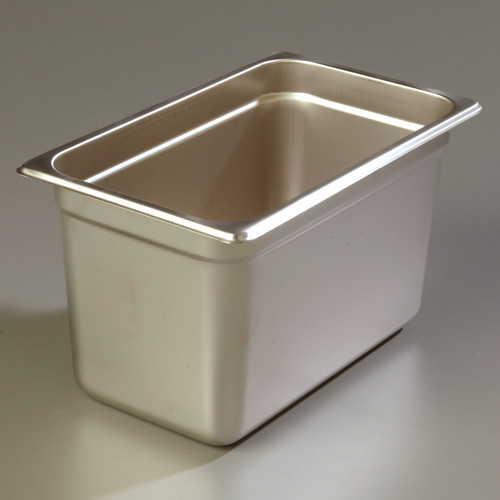 Carlisle Food Service Products DuraPan  24 Gauge 6'' Anti-Jam Pan