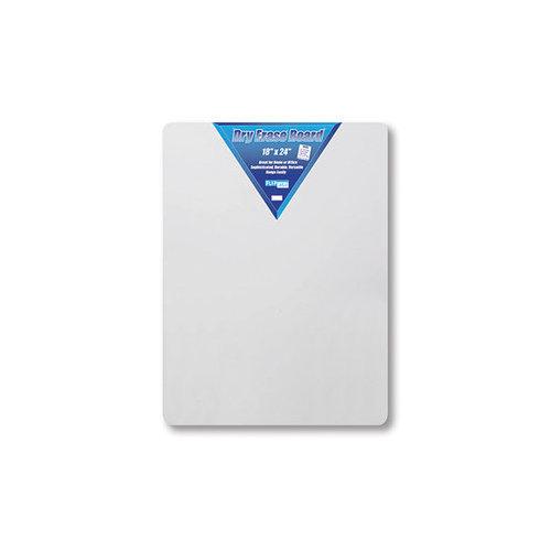 Flipside Dry Erase Lap Board Whiteboard, 2' H x 2' W