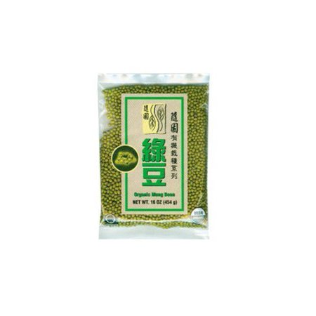 - Chimes Garden - Organic Mung Bean 1 Pound (Pack of 1)