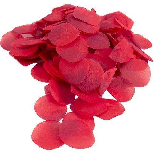 Simplicity Red Rose Petals, 250 Count